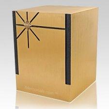 North Star Companion Bronze Cremation Urn