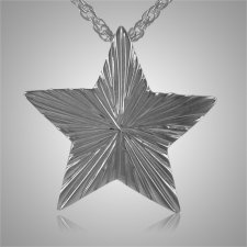 North Star Keepsake Pendant