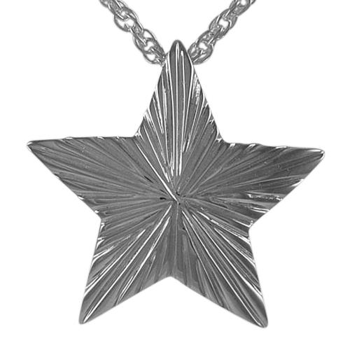 North Star Keepsake Pendant