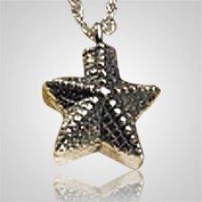 Starfish Keepsake Pendant