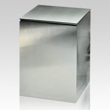 Lodi Steel Cremation Urn