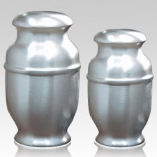 Spun Steel Cremation Urns