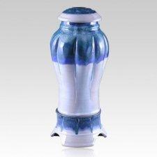 Carafa Stone Art Cremation Urn