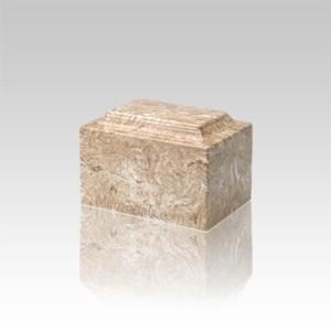 Syrocco Marble Keepsake Urn
