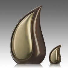 Teardrop Coffee Cremation Urns