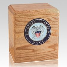 Freedom Oak Military Urns