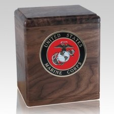Freedom Walnut Military Urns