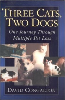 Three Cats & Two Dogs Book