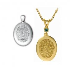 Regular Casing Finger Print Keepsakes