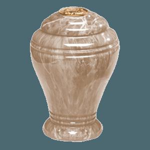 Tiger Eye Marble Cremation Urns