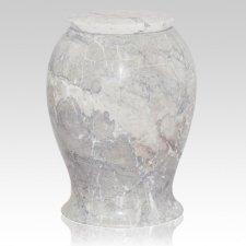 Tiki Large Marble Cremation Urn