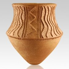 Jomon Japan Cremation Urn