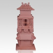 Han Tomb Ceramic Cremation Urn