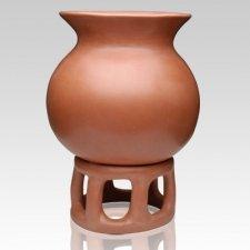 Nigerian Cremation Urn