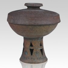 Korean Silla Cremation Urn