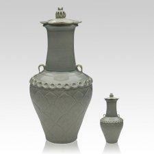 Lotus Chinese Cremation Urns