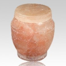 Natural Salt Cremation Urns