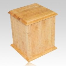 Bamboo Nature Cremation Urn