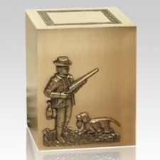 Hunting Cremation Urn