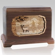 Deer Cremation Urns For Two
