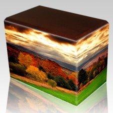 Autumn Child Cremation Urns II