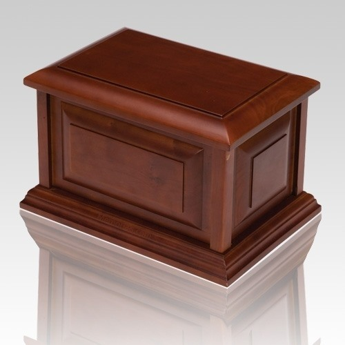 Congressional Wood Cremation Urn