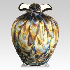 Waterfall Companion Cremation Urn