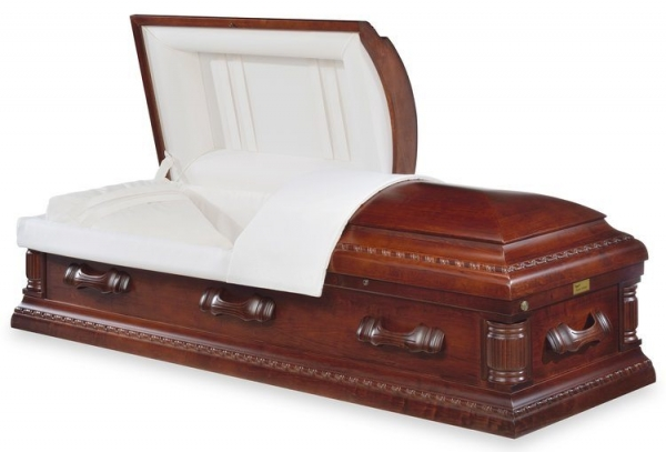 Waterford Wood Casket