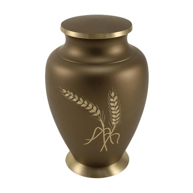 Wheat Cremation Urns