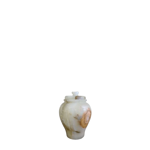 Dream Small Marble Cremation Urn