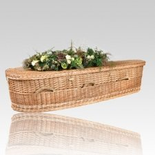 Willow Green Casket