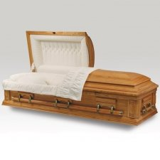 Winfield Wood Casket