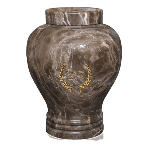 Winston Large Marble Cremation Urn