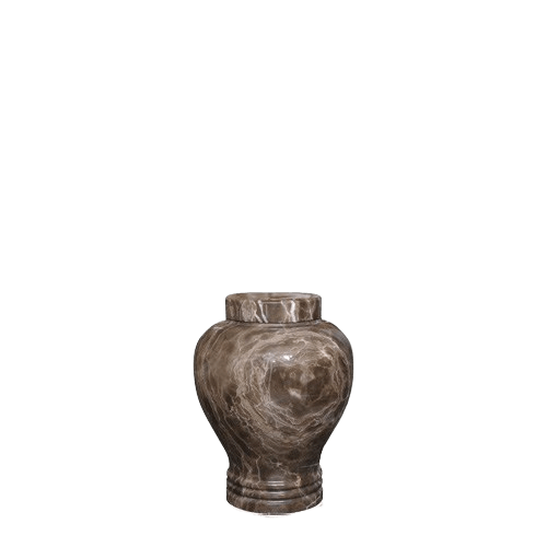 Winston Small Marble Cremation Urn