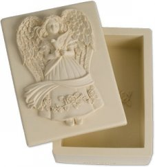 Peace Angel Wishing Box