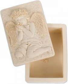 Innocence Angel Wishing Box