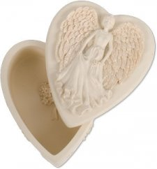 Loves Blessings Angel Wishing Box