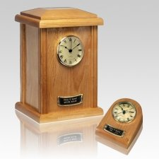 Naturale Clock Cremation Urns