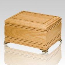 Canterbury Wood Cremation Urn II