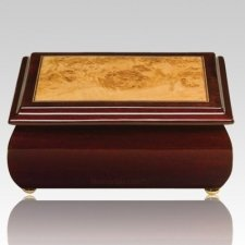 Providence Wood Cremation Urn
