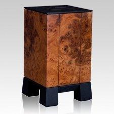 Wood & Wood Modern Cremation Urn
