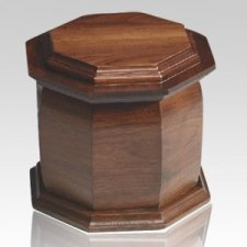 Buckingham Wood Cremation Urn