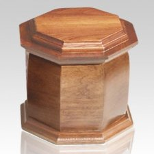 Buckingham Wood Cremation Urn II