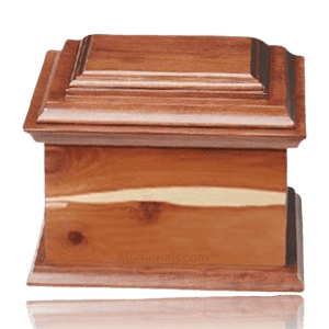 Glenwood Wood Cremation Urn II