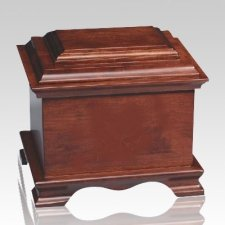 Meadowood Wood Cremation Urn