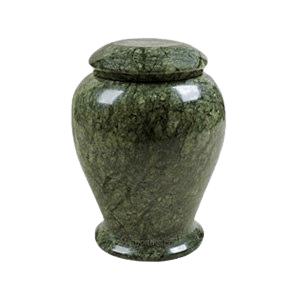 Xenon Jade Small Cremation Urn