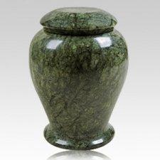 Xenon Jade Cremation Urn