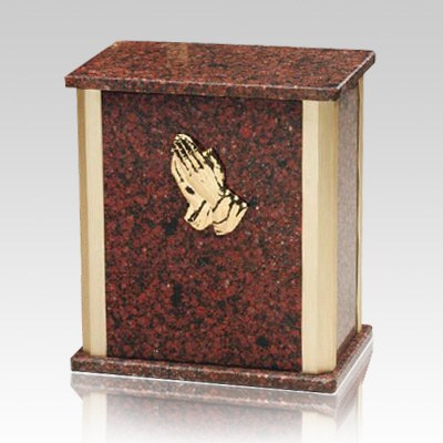 Bethany Praying Hands Cremation Urn