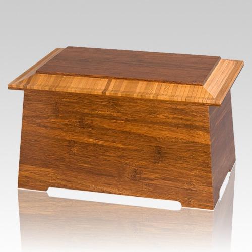 Prestige Bamboo Cremation Urn