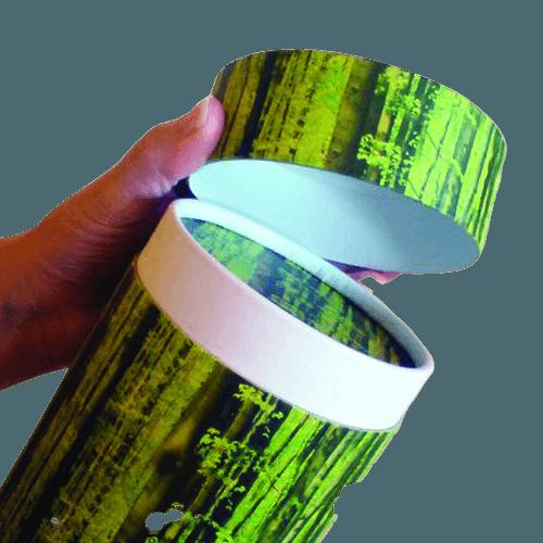 Poppy Scattering Mini Biodegradable Urn